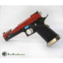 WE IREX Dragon 6 Hi-Capa Type C Gas Airsoft Gun